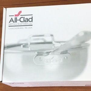 All-Clad 4 Qt. Essential Pan